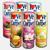 carpet deodorizer powder hawaiian passion scent