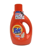 246. Tide Liquid Detergent 35.2oz