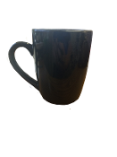 816. Black Coffee Mug