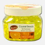 016. Crystal Beads Air Freshener