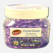 017. Crystal Beads Air Freshener