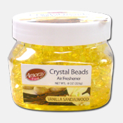 018. Crystal Beads Air Freshener