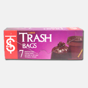002. Trash Bags - 33 gallon