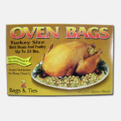 015. Oven Bags - 2 count
