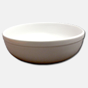 037. Large Ceramic Bowl