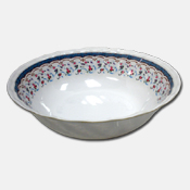 044. Melamine Salad Bowl - 9""