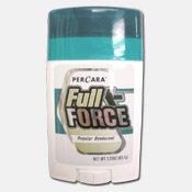 166. Percara Full Force 2 oz. Deodorant - Regular