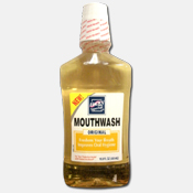 182. Lucky Original Mouthwash - 16.9 oz.