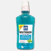 183. Lucky Cool Mint Mouthwash - 16.9 oz.