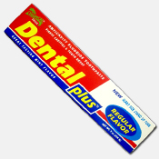 185. Dental Plus 7 oz. Toothpaste - Regular