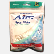 194. Aim Floss Picks - 60 count