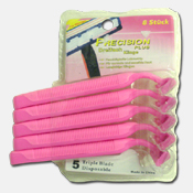 199. Women's Triple Blade Razors - 5pk