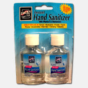 210. Lucky Travel Size Hand Sanitizer - 2pk