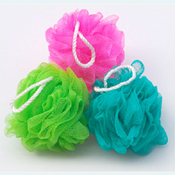 216. Assorted Body Scrubbers