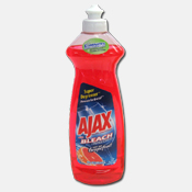 002. Ajax 14 oz. Dish Soap - Ruby Red Grapefruit