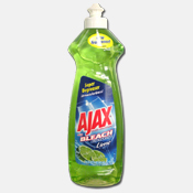 003. Ajax 14 oz. Dish Soap - Lime