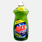 007. Ajax 30 oz. Dish Soap - Lime