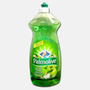015. Palmolive 30 oz. Dish Soap - Green Apple