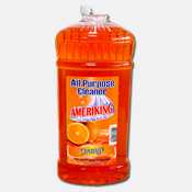 038. 64 oz. All Purpose Cleaner - Orange