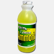 040. 32 oz. Ammonia - Lemon Scent