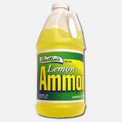 041. 64 oz. Ammonia - Lemon Scent