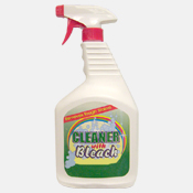 047. 32 oz. All Purpose Cleaner w/ Bleach