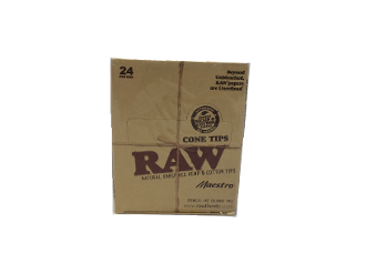 803. Raw Cone Tips Maestro 24 ct.