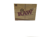 811. Raw Pre-rolled Tips 20 ct.