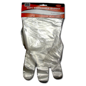 006. Plastic Gloves - 50 count