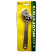 030. Adjustable Wrench - 8""