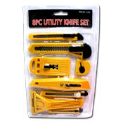 045. Utility Knife Set - 8pc