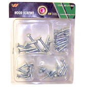 049. Wood Screws - Assorted