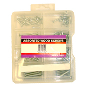 050. Wood Screws - Assorted