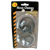059. Hose Clamps - Assorted