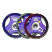 028. Steering Wheel Cover - Assorted