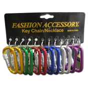 039. Key Ring Clip - Assorted