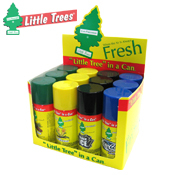 047. Little Tree Auto Freshener Spray - Assorted Scents