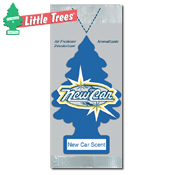 050. Little Trees Handi Strip Air Freshener - New Car