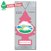 052. Little Trees Handi Strip Air Freshener - Morning Fresh