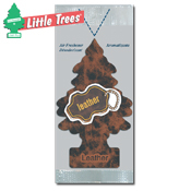 053. Little Trees Handi Strip Air Freshener - Leather