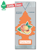 058. Little Trees Handi Strip Air Freshener - Peachy Peach