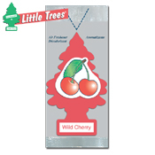 060. Little Trees Handi Strip Air Freshener - Wild Cherry