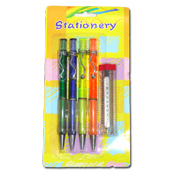 006. Mechanical Pencils w/ Refill - 4pc