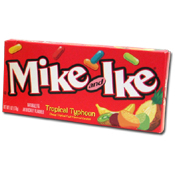 010. Mike & Ike - 6 oz. Tropical Typhoon