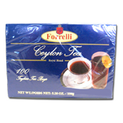 047. Forrelli Tea Bags - 100 count