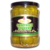 068. Forrelli Sandwich Toppers - 20 oz.