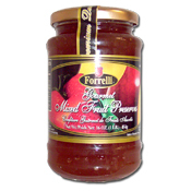 073. Forrelli Mixed Fruit Preserves - 16 oz.