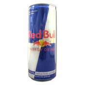 076. Red Bull Energy Drink - 8.3 oz.