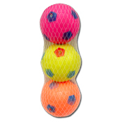 011. Rubber Ball - 3pc