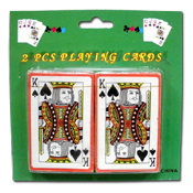 020. Playing Cards - 2pk